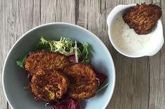 Falafel con salsa de yogurt | Concucharaytenedor | Blog cocina