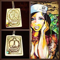 morgan noelle designs x taylorsays 12.10.11 @divinity salon in encinitas