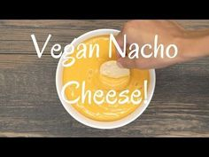 Nacho Cheese – Plant Based on a Budget