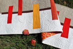 Teaginny Designs: Autumnal Table Runner
