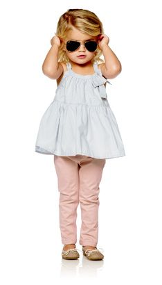 POMPdeLUX Cool clothes for kids! Colchester Little TOP