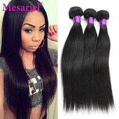 $26.58 (Buy here: https://alitems.com/g/1e8d114494ebda23ff8b16525dc3e8/?i=5&ulp=https%3A%2F%2Fwww.aliexpress.com%2Fitem%2F7A-Unprocessed-Virgin-Brazilian-Straight-Hair-Mink-Brazilian-Hair-Wet-And-Wavy-Cheap-Brazilian-Hair-3%2F32496533922.html ) 7A Unprocessed Brazilian Hair 3pcs Lot Virgin Brazilian Straight Hair Cheap Brazilian Virgin Straight Human Hair Bundles Weave for just $26.58