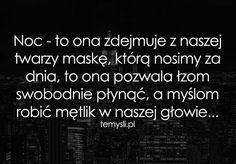 Niestety tak jest, ale cóż poradzić?... Sad Quotes, Love Quotes, Motivational Quotes, Inspirational Quotes, Romantic Quotes, Love Life, Quotations, Texts, Lyrics