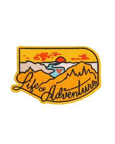 Life of Adventure Patch || Strange Ways