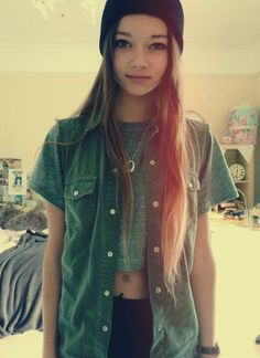 jacket vest army green button down pockets hipster tumblr shirt