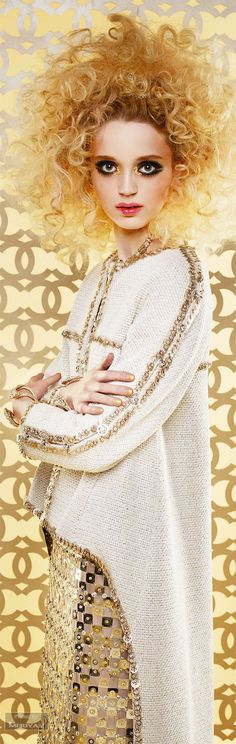 Chanel Resort 2015. (For Premila)