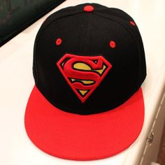 f9ea06cdc86a1 Hot Movie superman Cosplay Cap Novelty cartoon Red black Man of Steel  ladies dress mans Hat charms Costume Props Baseball cap. Yesterday's price:  US $9.98 ...