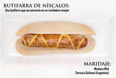 Butifarra de Níscalos, un verdadero manjar
