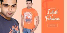 MENTHOL Tshirts - Men Fashions - Available @ Priyaa.com | Flipkart | Amazon | Snapdeal