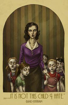 Brigid Tenenbaum by MadLittleClown.deviantart.com on @deviantART
