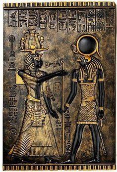 Ancient plaques, Egypt