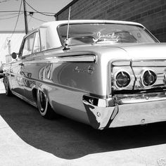 "62 Impala ✮✮Feel free to share on Pinterest"" ♥ღ www.organicgardenandhomes.com"