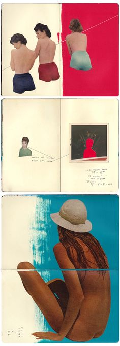 Awesome sketchbook: jesse_drax_sketch