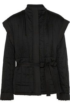 Isabel Marant Heleri quilted cotton jacket | NET-A-PORTER