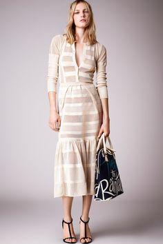 Платье полупрозрачное