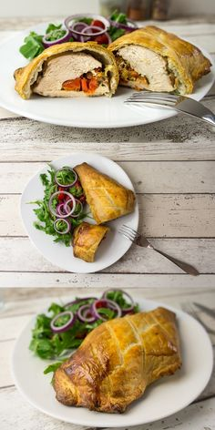 how to cook brie en croute