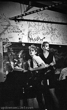 Danceteria 1982 :  Madonna's first gig