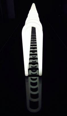 Tunnel lumineux by Borre Saethre