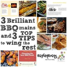 It goes without saying - BBQ is all about the meat. 3 fantastic recipes and 3 tips to tackle the barbeque madness! Bbq Steak, Pot Roast, Wings, Posts, Ethnic Recipes, Food, Carne Asada, Roast Beef, Messages