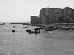 In Molfetta, our beautiful city there is so much to see. The historic center is unique in Italy Herringbone. Everything in stone, the impressive Passari Tower, built in the sea.  http://www.pugliaincucina.it/modules/plblog/frontent/details.php?plcn=davisitare&plidp=77&plpn=torrione-passari-in