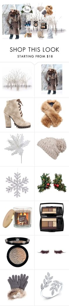 """❅Winter season❅"" by buddyames on Polyvore featuring Home Decorators Collection, Fabulous-Furs, Michael Antonio, Joules, prAna, Sonoma life + style, SkinCare, Lancôme, Giorgio Armani and shu uemura"