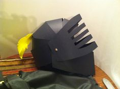 DIY Knight Helmet