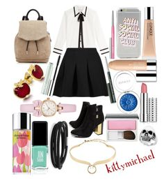 """""""#26"""" by kittymichael ❤ liked on Polyvore featuring BillyTheTree, Jin Soon, Disney, Effy Jewelry, Clinique, Boohoo, rag & bone, Marc Jacobs, T By Alexander Wang and Alexis Bittar"""