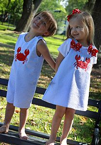 Personalized Boutique Kids Clothing -