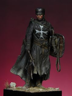 Hospitaler Knight by Ernest · Putty&Paint