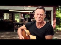 Two Hearts ~ Bruce Springsteen ~ Solo Acoustic ~ Ties That Bind Vanaf uitleg over Wreck on the highway