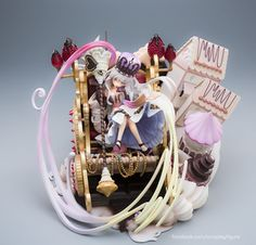 Merc Storia Franchir 1/8 Scale Figure 3