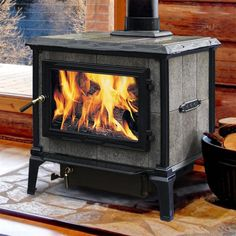 Hearthstone Stoves: Long-Lasting, Ultra-Reliable Heat (And Beauty, Too)