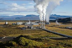 Geothermal Power Plants Could be a Massive Source of Lithium for Batteries