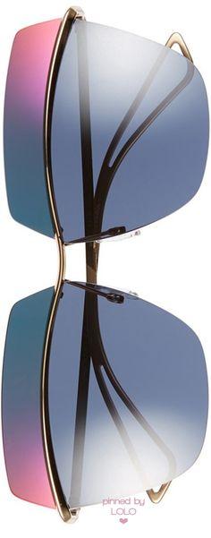 Dior 63mm Retro Metal Sunglasses | LOLO❤︎