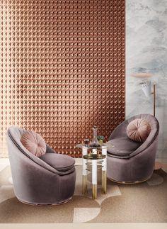 Mid-Century Modern Home Decor Ideas   www.delightfull.eu/blog   #lightingdesign #midcentury #homedecor