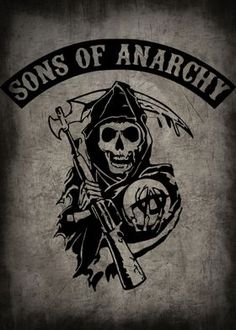 Hand-crafted metal posters designed by talented artists. We plant 1 tree for each purchased Displate. Serie Sons Of Anarchy, Sons Of Anarchy Reaper, Sons Of Anarchy Samcro, Sons Of Anachary, Sons Of Anarchy Tattoos, Tableau Marriage, Harley Davidson Night Train, Guitar Posters, Best Profile Pictures
