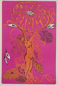 Love is where it's at poster 1967