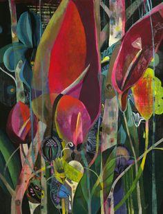 Strange Flowers Olaf Hajek