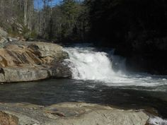 Jacks River Falls.. Will be swimming there tomorrow! Can't wait!