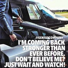 Ignore the noise.  Ignore the haters.  Don't quit.  Keep pushing forward.  #ImComingBackStronger #Health #Wealth #Success #Succeed #StriveForGreatness #GoGetIt #MakeItHappen #Genius by geniuscompany_