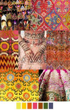 Print & Pattern Inspiration FW2016 - SUNDARA