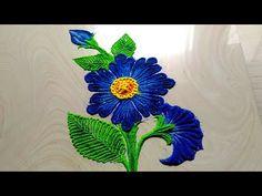 Beautiful rangoli designs with flowers branch by jyoti Rathod Rangoli Designs Latest, Rangoli Designs Flower, Rangoli Border Designs, Colorful Rangoli Designs, Rangoli Ideas, Rangoli Designs Diwali, Rangoli Designs Images, Diwali Rangoli, Flower Rangoli