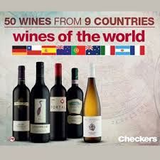Travel the World with our large selection of Wines