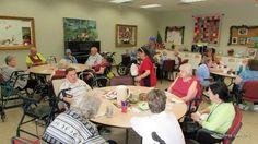 Brien Center's Adult Day Health Program Provides Dignity, Respite