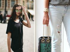 How to Accessorize like a Parisian - HiP Paris Blog, Elsa Madjar, Les Trouvailles d'Elsa