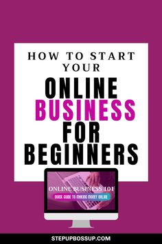 Do you want to start an online business? Buy don't know how! Then check out this beginner level course to give you the basics of how to create an online business and earn money online. Business Marketing, Business Tips, Online Business, Tips Online, Got Online, Start A Business From Home, Starting A Business, Business Inspiration, Earn Money Online