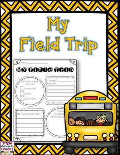 Free field trip reflection End Of School Year, Beginning Of School, Summer School, Fall Cleaning, Field Trips, You Are Perfect, Teacher Newsletter, Social Studies, Literacy