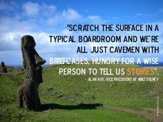 Inspiring storytelling quotes