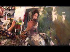 Мастер-класс по живописи художника Сахарова