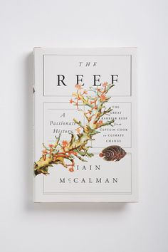 La cubierta del libro de Coral por Oliver Munday